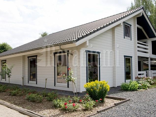 Финский дизайн фасадов